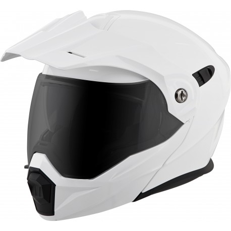 Casco Scorpion EXO-AT950 Modular Blanco