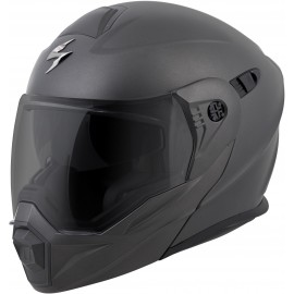 Casco Scorpion EXO-AT950 Modular Gris Mate