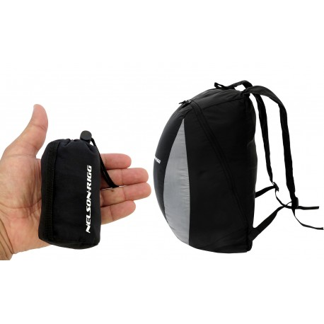 Mochila Back Pack Compresible Nelson Rigg