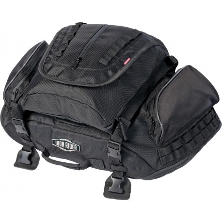 Rumble Tail Bag Iron Rider