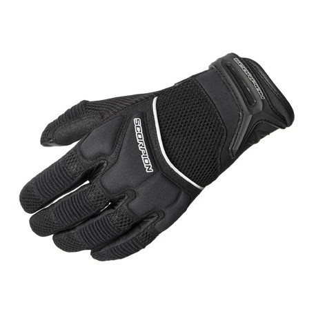 Guantes Cool Hand II Scorpion Negro