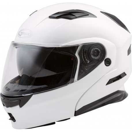 Casco Gmax Modular MD-01 con LED Blanco
