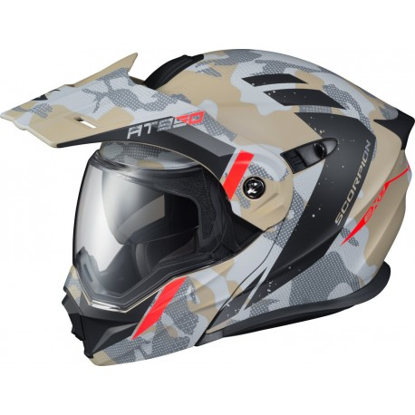 SCORPION EXO-AT950 OUTRIGGER HELMET ARENA