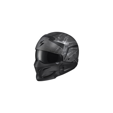 CASCO SCORPION MODELO COVERT PHANTOM