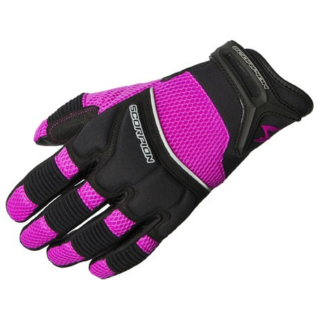 Guantes Cool hand II Scorpion para Mujer Gris
